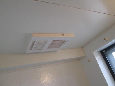 浴室バス換気乾燥機交換工事 MAX BS-132EHA