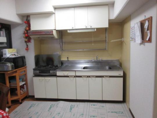 既存 キッチン