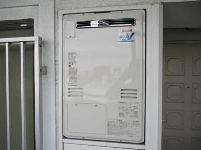 リンナイガス給湯暖房用熱源機 RUH-V1613W(A)