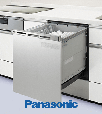 パナソニック ビルドイン食洗機NP-45MC6T